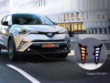 Accessoires de voiture pour Toyota 2016 CHR 2017 DRL