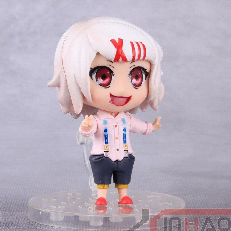 10cm figura de acción SUZUYA Ghoul JUZO Suzuya Boy REI MODELO DE figura de juguete