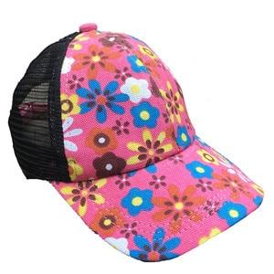 Ponytail Baseball Cap Snapback Dad Hats Trucker Caps Women Messy Bun Summer Mesh Hat Female Adjustable Hip Hop Hats