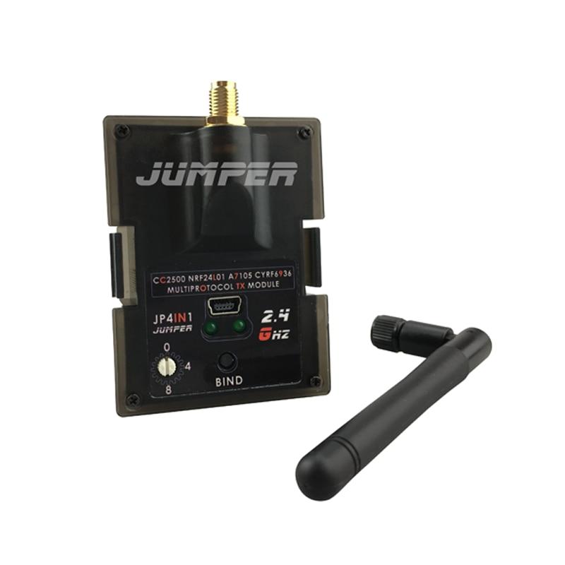 Neue Ankunft Jumper JP4IN1 Multi Protocal Radio Sender Modul Kompatibel OpenTX für Frsky JR