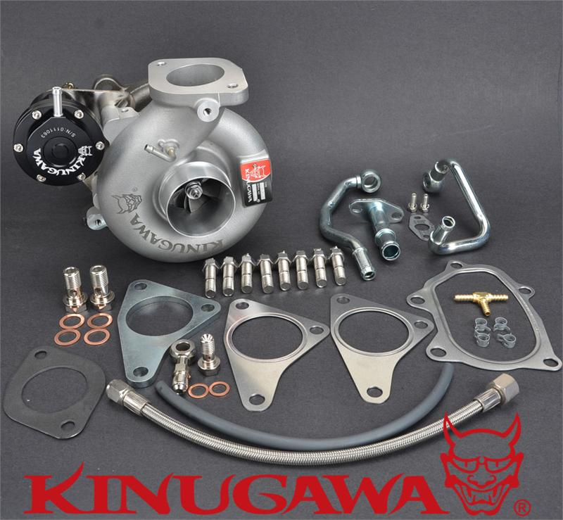 Kinugawa STS turbocompresor TD06SL2-20G 7cm para SUBARU GE GH GR WRX Forester legado libertad 08 ~