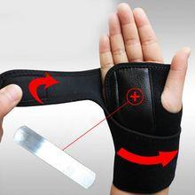 Splint entorses artrite bandbandage ortopédico mão cinta suporte de pulso dedo splint túnel carpal síndrome