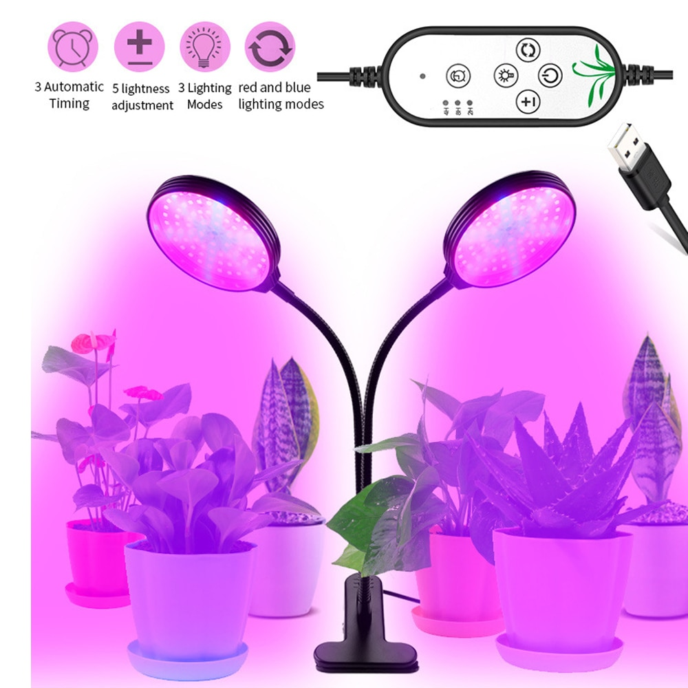 LED Grow Lights Full Spectrum Fitolampy Hydroponics Phyto Lamp E27 For Flowers Vegetables Seedlings Greenhouse Plant 30W 45W greenhouse led grow light e27 15w 21w 27w 36w 45w 54w led grow lamp for plants flower plant orchids seedlings hydroponics system