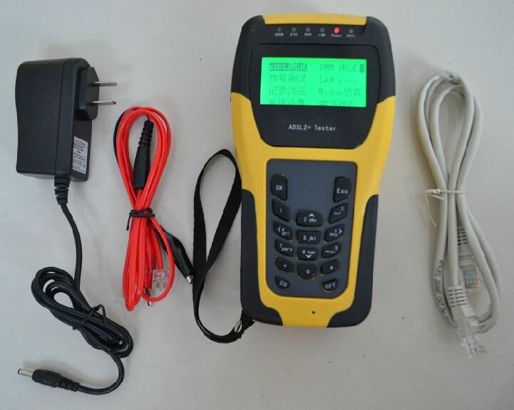 Senter ST332B ADSL ADSL2 ADSL2 + тестер READSL инструмент для установки и обслуживания сети