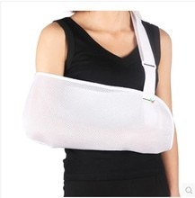 Élingue de bras dair dété 1 pièces une attelle de fixation de fracture dépaule disloquée attelle avant-bras élingue