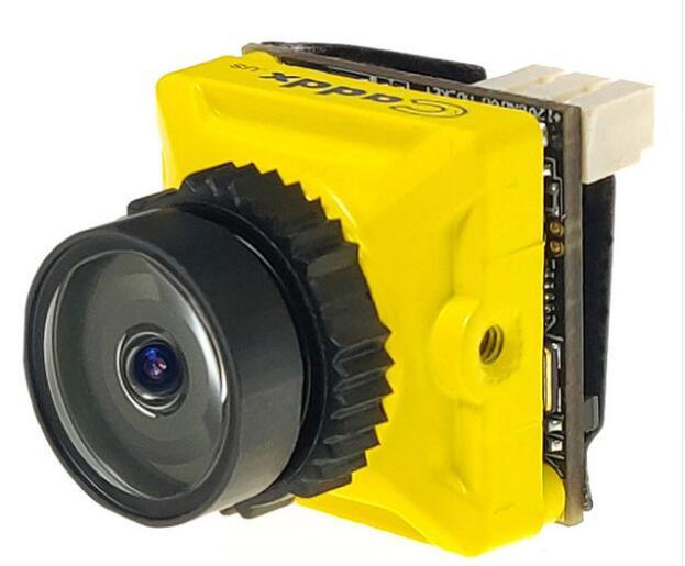 Cddx Turbo Micro S2 1/3 CCD NTSC/PAL bloqueo ir baja latencia FPV cámara con lente ojo Turbo para RC modelos multicóptero Drone parte