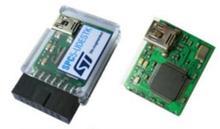 Pour débogueur SPC56   Adaptateur SPC57 USB/JTAG avec télécommande