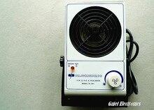 SL-001 de ventilateur ionisant en gros de haute qualité desd pour limpression, électronique, plastique, 220V ou 110V PC ventilateur ionisant