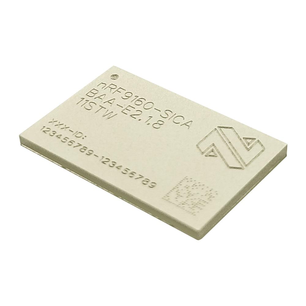 Transceptor iot inalámbrico lora Placa de demostración LTE-M/NB-IoT/GPS nRF9160 módulos de transmisor celular UART receptor de largo alcance