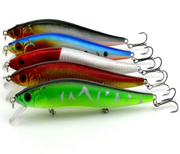 14 cm 23 g Minor lure bait for ocean boat fishing or for large deep lake