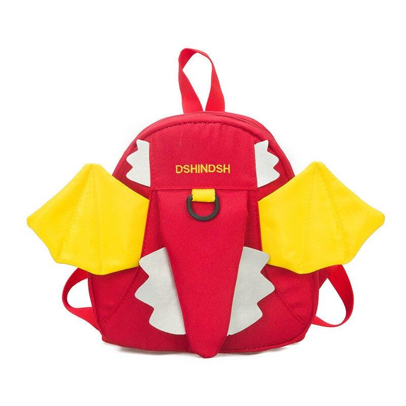 New Arrival Cartoon Cute Kids School Bags Anti-lost Backpack Baby Toddler Book Bag Kindergarten Rucksacks mochila escolar