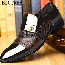 Mocasines italianos para Hombre, Zapatos Oxford para boda para Hombre, Zapatos formales para Hombre, Zapatos De Vestir para Hombre, Zapatos formales De Vestir 2020