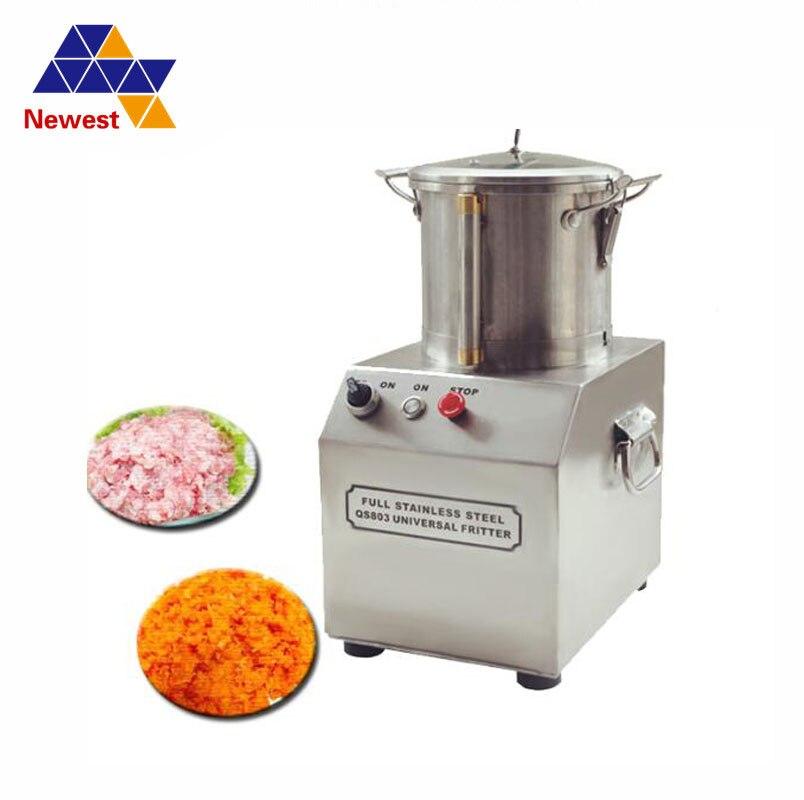 Multi function automatic electric vegetable shredder machine,potato carrot smash machine cutting chopping machine