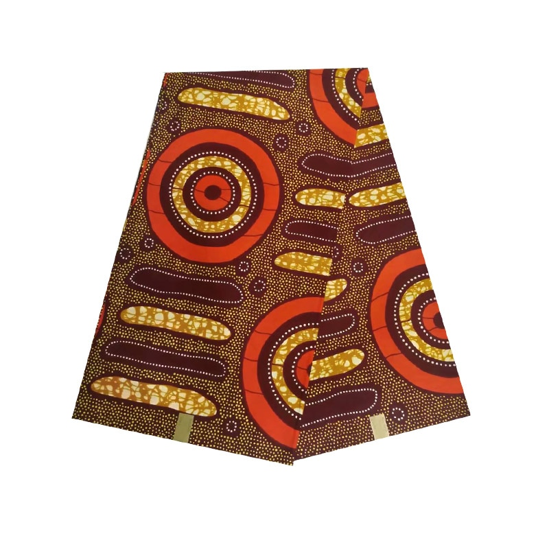 6yards/piece 6yards wax african woman 100% cotton ankara block prints in fabric V-L 404