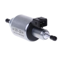 Webasto-pompe de dosage du carburant   Pompe de dosage à impulsion électronique 12v 24v 22ml pour voiture, chauffage de stationnement dair Diesel pour camion