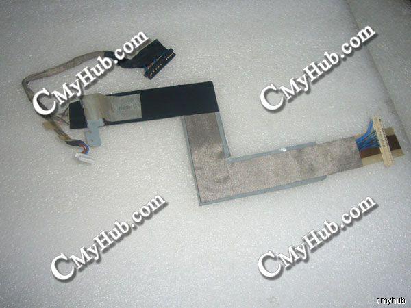 Için toshiba Tecra A2 14SPX GDM900000425 040410DGA1 LED LCD Ekran LVDS VIDEO Kablosu