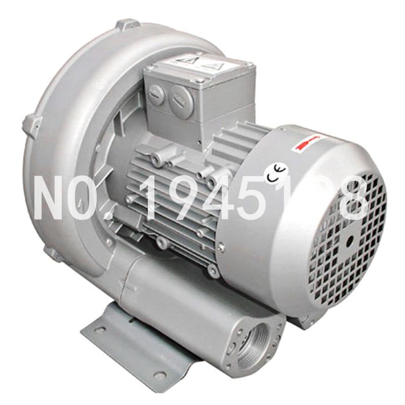 CE BLZMY 2RB210-7AH16  0.4KW 3AC 80m3/h mini pressure fish shrimp pond farming aerator/aeration blower/vortex pump