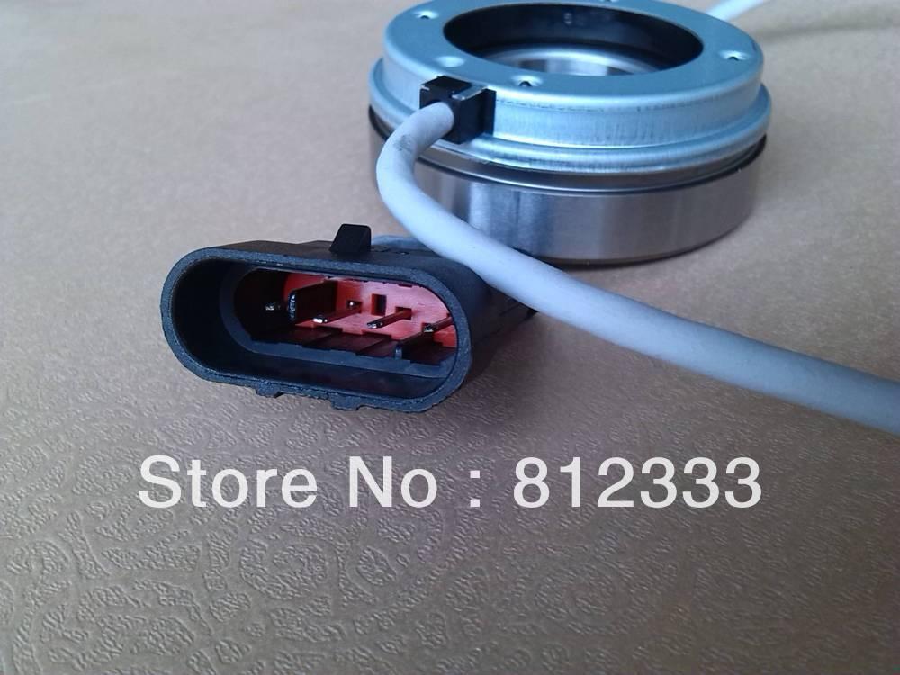 Codificador de velocidad en cuadratura de 2 canales NSK 6206 V 4 cables para carrito de Golf carretilla elevadora eléctrica cursi 1232/1234/ controlador de Motor 1236/1238