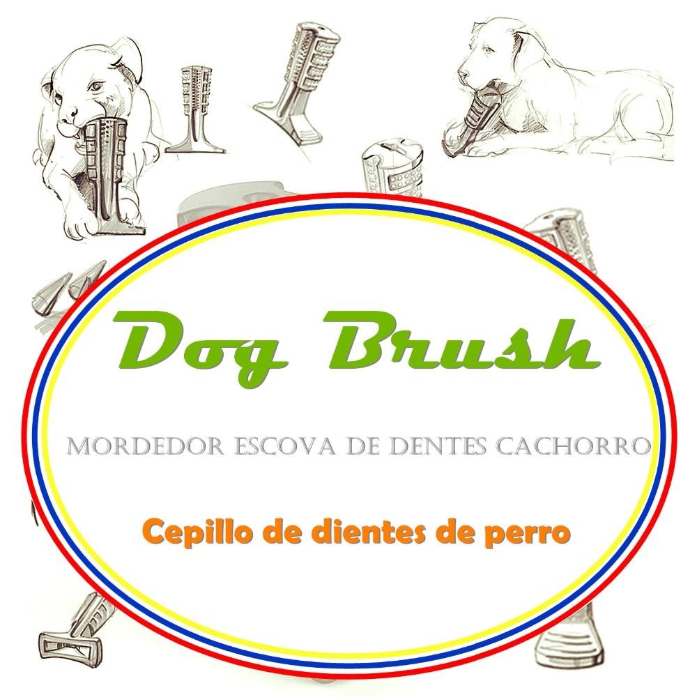 Dientes De Perro limpiador De Cepillo De Dientes De Perro Mordedor Escova...