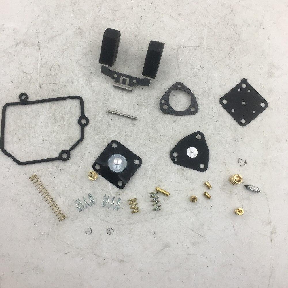 Комплект прокладок SherryBerg tunded up для Suzuki Carb Repair kit Full F6A подходит для DB51 DC51 DD51 карбюратор поплавок