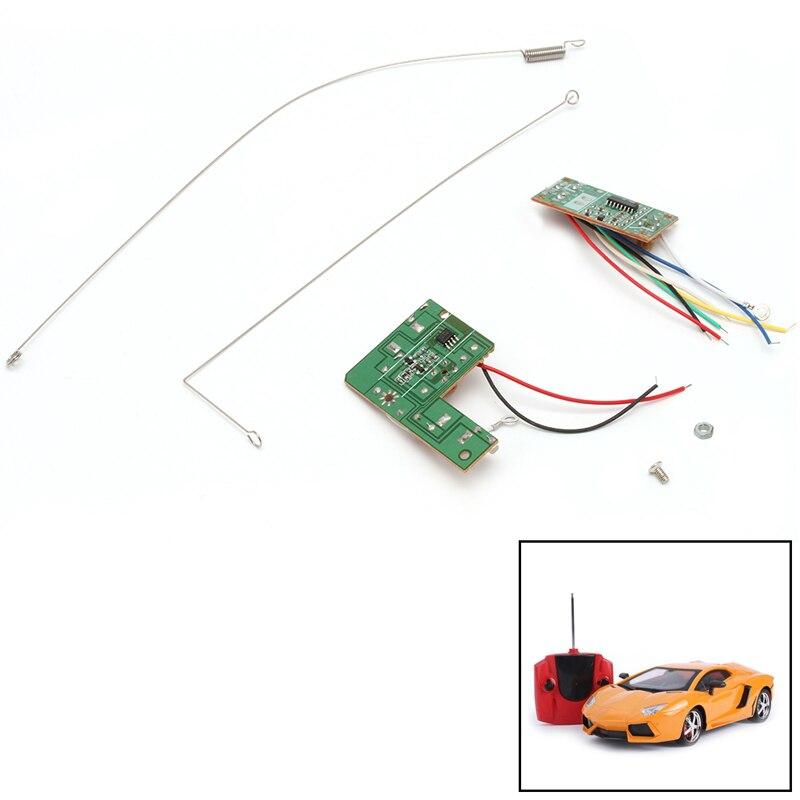 27MHZ 4CH télécommande carte PCB émetteur reçoit antenne jouets livraison directe Support