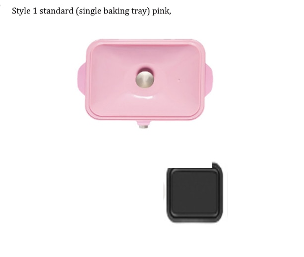 Grelhador de churrasco elétrico coreano disco de cozimento plano antiaderente forno elétrico sem fumaça hotpot multi-funcional grill elétrico