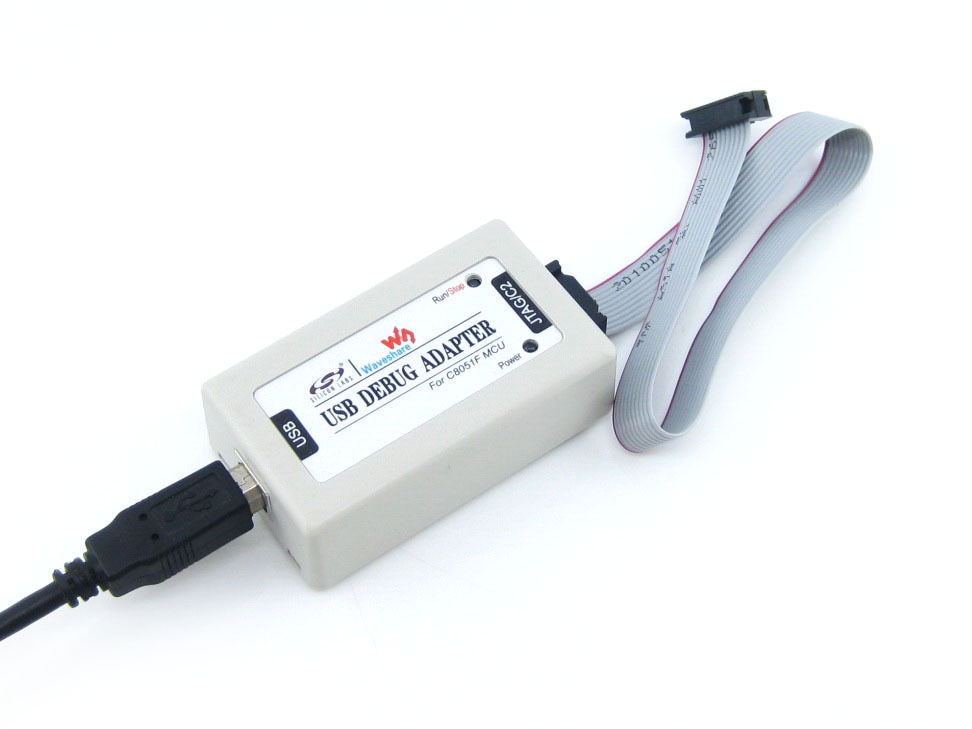 C8051F emulador C8051F downloader compatible con EC3 EC5 EC6 U-EC3 U-EC5 U-EC6