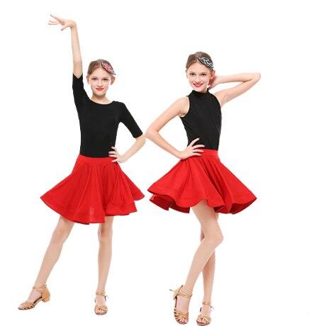 Vestido de baile latino para niñas, vestido de baile latino para niños, traje Latino para niñas, trajes de baile latino, leotardos, D-0712 de fiesta de bailarina