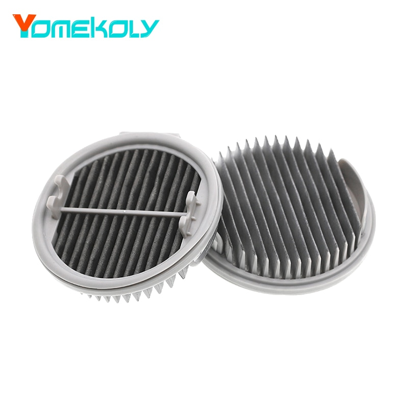 AliExpress - For Xiaomi Roidmi Vacuum Cleaner 2pcs HEPA Filters Wireless F8 Smart Handheld Vacuum Cleaner Replacement Accessories parts