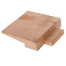 Enclume de banc broche pince bijoutiers bloc de bois fabrication de bijoux banc détabli banc broche pour bijoux
