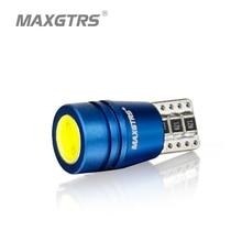 MAXGTRS-phare intérieur Led 12V   Haute puissance, Led 12V, xénon blanc chaud, 4300K, lumière Canbus derreur, bonne qualité