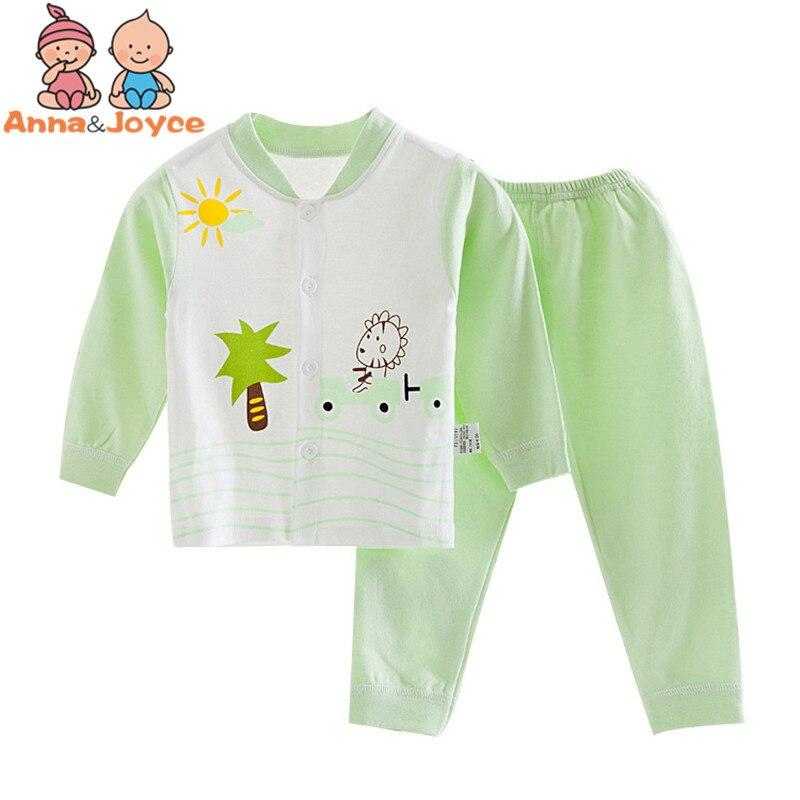 Conjunto de 2 unid/set de ropa interior de algodón salvaje para bebés y niñas Qiuyiqiuku/conjuntos de ropa interior para bebés 0-24 meses