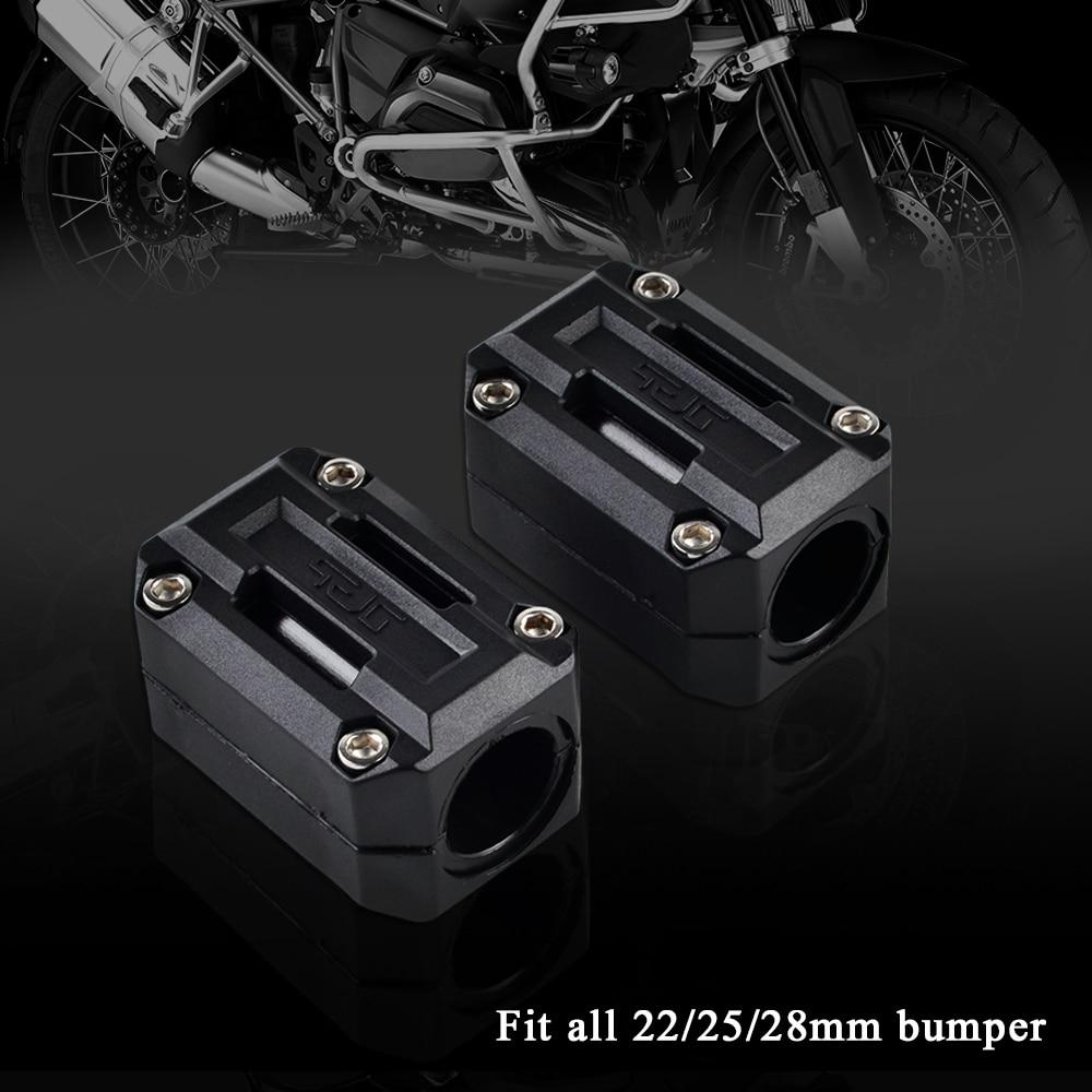 22mm, 25mm, 28mm motor Protector de decoración para parachoques bloque para Honda CB400 CB500F CB500X CB600F CB750 CB1000 CB1100 CBF1000ST