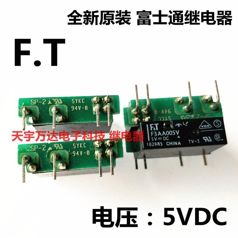 F3AA005V SP-2 SYKC 94V-0 Relay 5V 4PIN