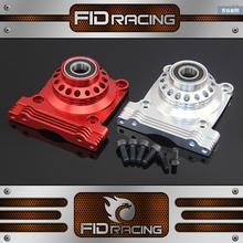 E-packet frete grátis fid split clutch carrier bell incluem c & u rolamento para losi 5ive-t 5t losi mini 1/5 rc carro gás