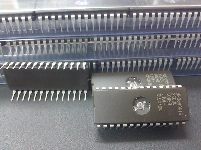 M27C512-10F1 27C512 M27C512