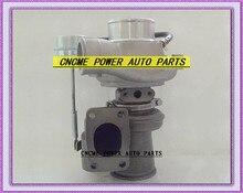 Turbocompresseur HX25W 4038790 4089714 pour Turbo   Pour diverses pelles Komatsu PC100 PC200 PC128US pour Cummins 2004- 4D102