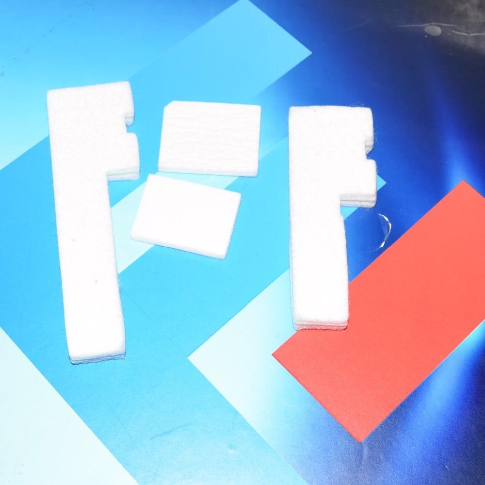 Envío gratuito 10 juegos esponja residuos almohadilla de tinta de residuos tanque de tinta para Epson L210 L211 L220 L130 L300 L301 L303 L310 L313 L350 L380 L383