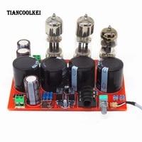 amp earphone amplifier t4 biliary wfc pure bile ear tube headphone amplifier power amplifier board transformer