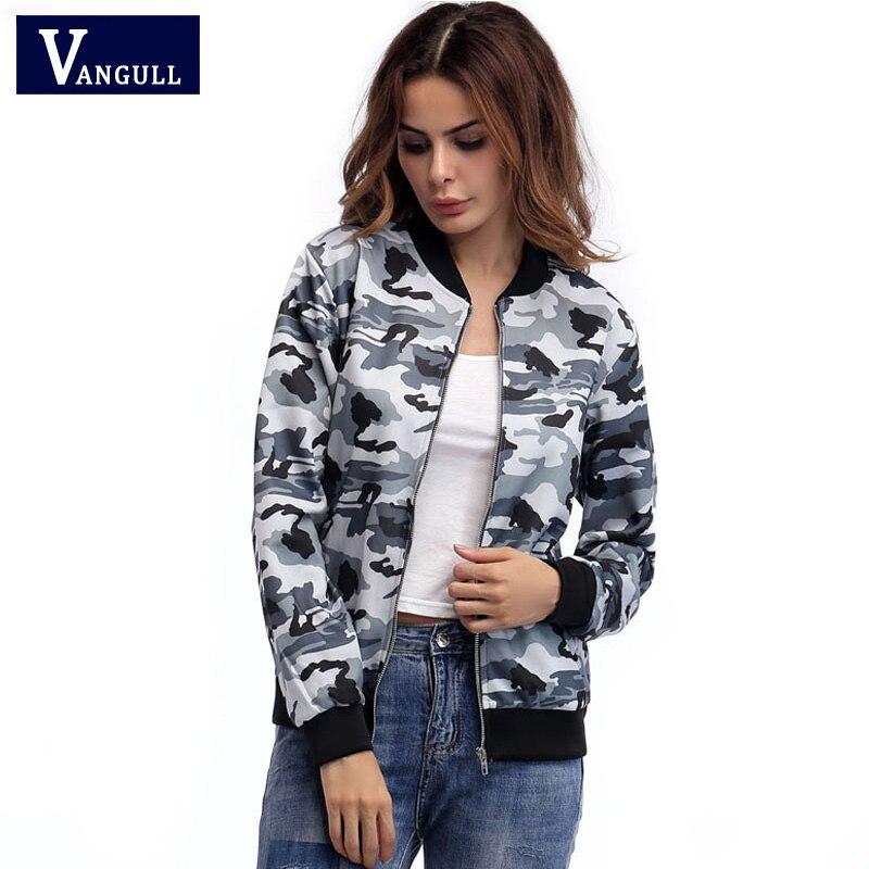 Ebay AliExpress en vogue 2018 printemps nouveau Style veste de Camouflage haut européen et américain vent mode confort manteau femme