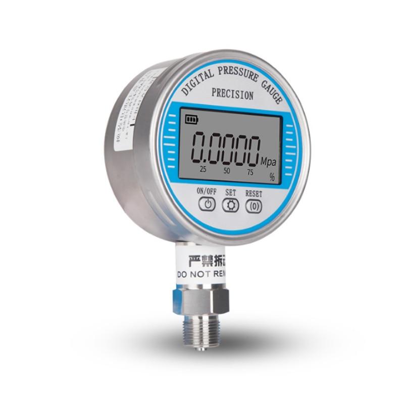 Controlador de interruptor de calibre negativo de vacío electrónico resistente a golpes de alta precisión con pantalla Digital inteligente