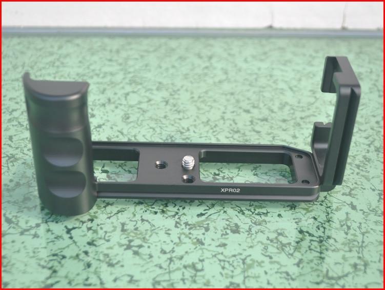 Quick Release L Platte Halterung Hand Grip Für Fuji Fujifilm X-PRO2 XPRO2 Arca Sunwayfoto Benro Kirks Sirui Kompatibel