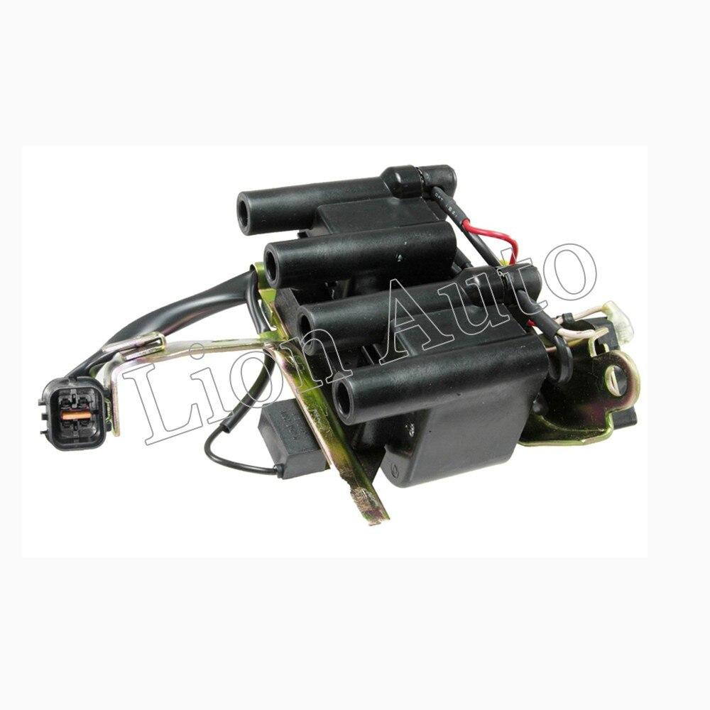 Катушка зажигания для Hyundai Lantra J1 Sonata Mitsubishi Galant 27301-33010 27301-33020, 27301-33010