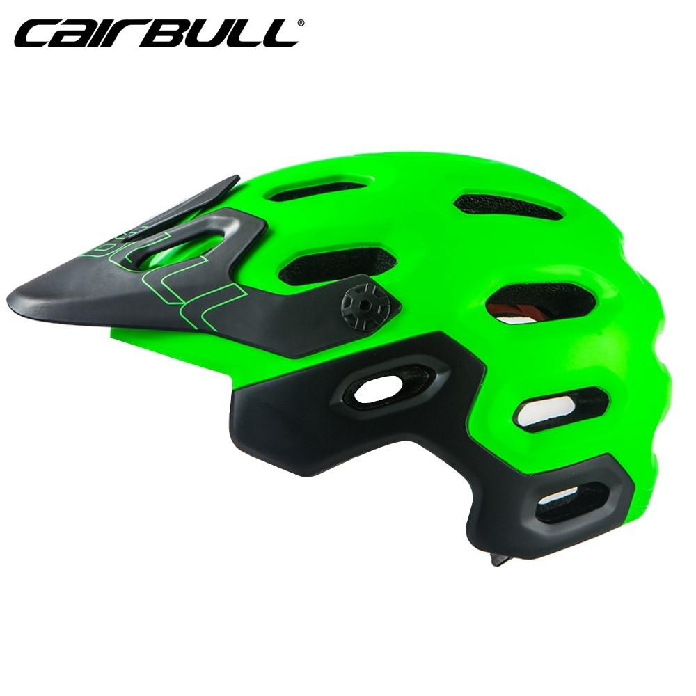 Cairbull-Casco de carreras para Ciclismo, Casco de seguridad ajustable para Ciclismo de montaña o de carretera