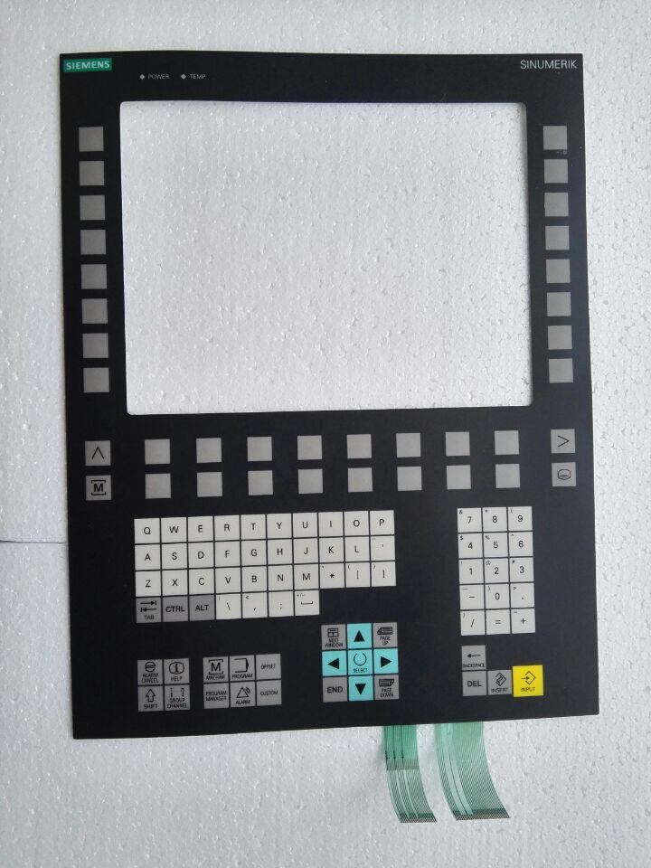 OP012T غشاء لوحة المفاتيح ل HMI لوحة إصلاح ~ تفعل ذلك بنفسك ، جديد ويكون في الأسهم