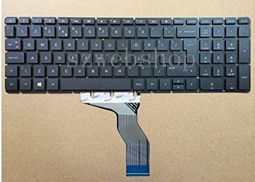 Nuevo para HP Pavilion 15-ab 15-ab000 15-ab100 15-ab200 15z-ab100 series UK teclado de ordenador portátil negro