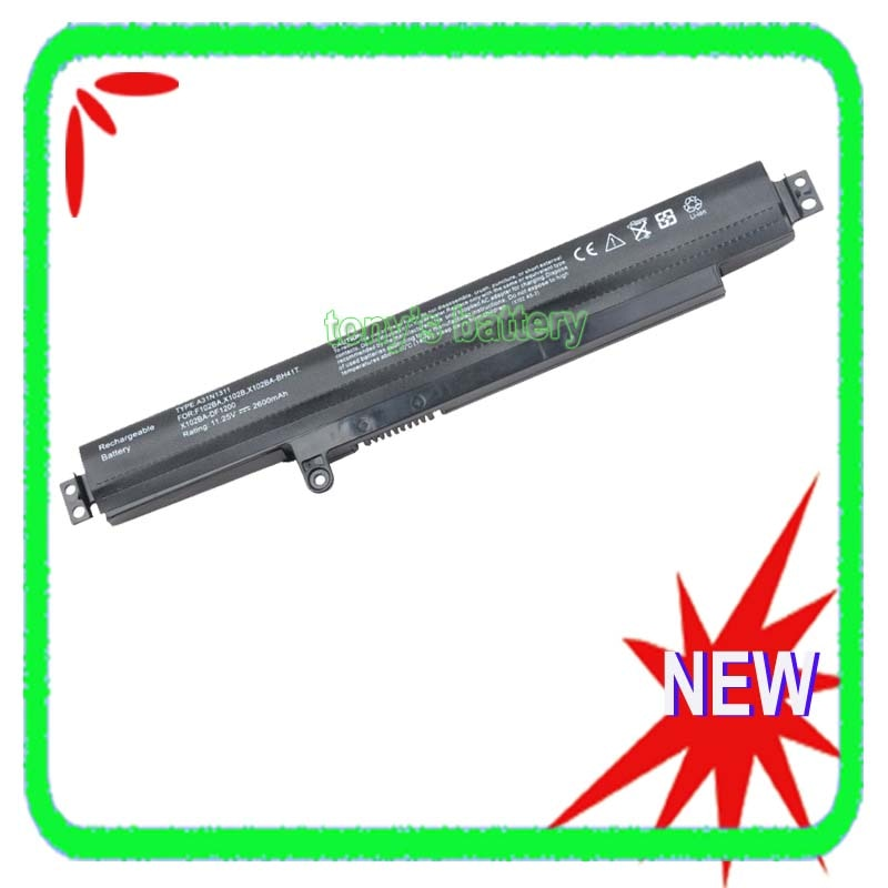 Nuevo A31N1311 batería para ASUS VivoBook F102BA F102B X102B X102BA F102BASH41T X102BA-BH41T