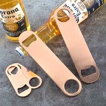 Ouvre-bouteille en acier inoxydable, 2 tailles pour enlever les lames, outil de cuisine, Ace de pique