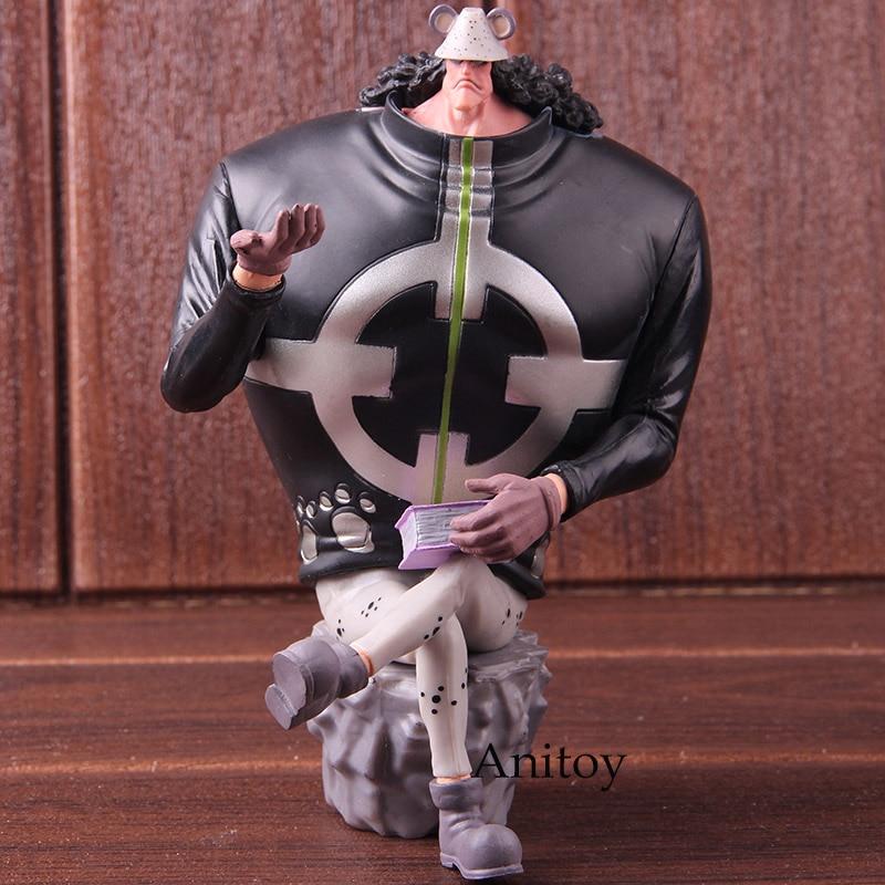 Ein Stück Creator X Creator Bartholemew Kuma PVC One Piece Abbildung Action Sammeln Modell Spielzeug