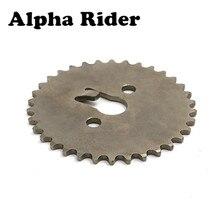 2000-2004 TTR 125 pignon de chaîne de came de distribution de moto pour Yamaha TTR125 00 01 02 03 04 remplacer le numéro 5AP-12176-00